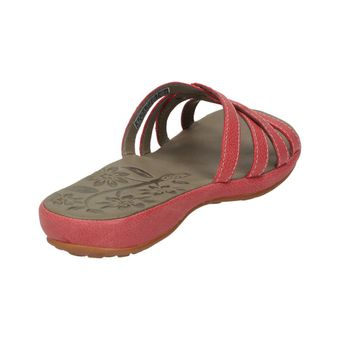 Keen City of Palms Slide Damen Schuhe Freizeit Sandale Riemchen Leder Slipper Nieten – Bild 9