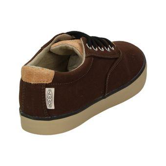 Keen Santa Cruz CVO Herren Schuhe Canvas Plimsole Sneaker Halbschuh Schnürer Freizeit – Bild 3