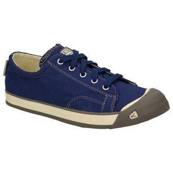 Keen Coronado Lace Kinder Schuhe veganer Jungen Teen Sneaker Halbschuhe Canvas 001