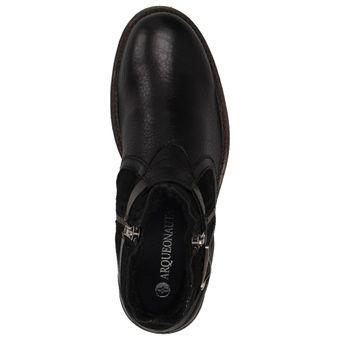 Arqueonautas Portsmouth Herren Schuhe Leder Stiefelette Winter Boots  – Bild 5