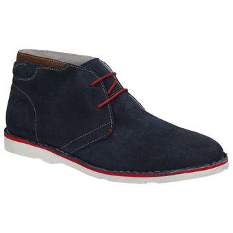 Arqueonautas Pombas Herren Schuhe Desert Boots Wild-Leder Halbschuhe Freizeit – Bild 7