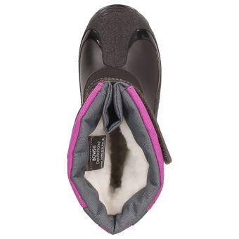 BOWS® -MIKA- Jungen Mädchen Winter Stiefel Schnee Boots Unisex Kinder Schuhe Warmfutter wasserabweisend wasserdicht reflektierend – Bild 11