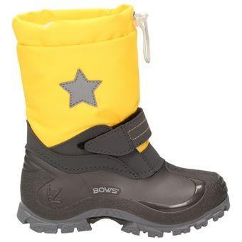 BOWS® -ROBIN- Jungen Mädchen Schuhe Kinder Schnee Winter Stiefel Winter Boots gefüttert wasserdicht wasserabweisend Phthalat-Frei – Bild 9