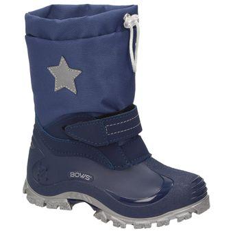 BOWS® -ROBIN- Jungen Mädchen Schuhe Kinder Schnee Winter Stiefel Winter Boots gefüttert wasserdicht wasserabweisend Phthalat-Frei – Bild 2
