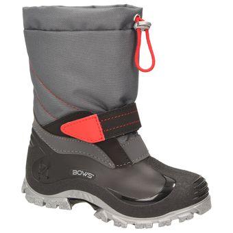 BOWS® -BEO- Unisex Kinder Schnee Stiefel Winter Schuhe Mädchen Jungen Stiefel wärmend wasserabweisend wasserdicht Phthalat-Frei – Bild 8