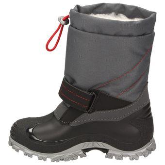 BOWS® -BEO- Unisex Kinder Schnee Stiefel Winter Schuhe Mädchen Jungen Stiefel wärmend wasserabweisend wasserdicht Phthalat-Frei – Bild 11