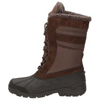 BOWS® -SUSI- Winterstiefel Damen Schnee Stiefel Snow Schuhe Winterboots warm gefüttert wasserdicht wasserabweisend  – Bild 16
