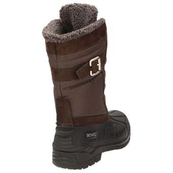BOWS® -SUSI- Winterstiefel Damen Schnee Stiefel Snow Schuhe Winterboots warm gefüttert wasserdicht wasserabweisend  – Bild 15