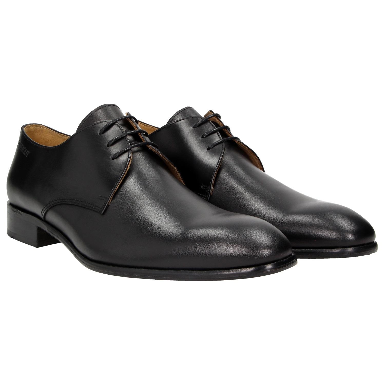 online retailer dea96 7541a ZWEIGUT® smuck #250 Herren Business Schuhe Vollleder Derby ...