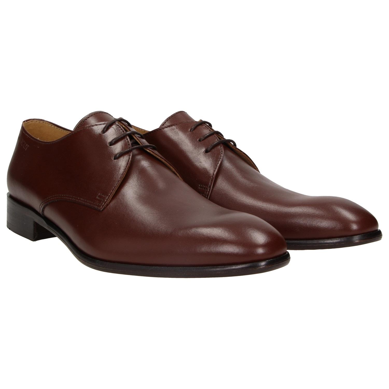online retailer f6ffe bf7c3 ZWEIGUT® smuck #250 Herren Business Schuhe Vollleder Derby ...