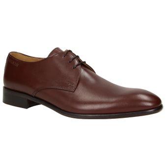 ZWEIGUT® smuck #250 Herren Business Schuhe Vollleder Derby Schnürschuhe – Bild 2