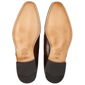 ZWEIGUT® smuck #250 Herren Business Schuhe Vollleder Derby Schnürschuhe – Bild 7