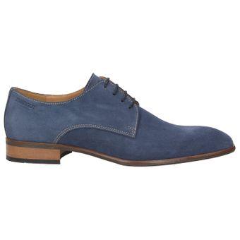 ZWEIGUT® smuck #251 Business Schuhe Herren Derby Schnürer Veloursleder Schnürhalbschuhe – Bild 3