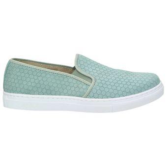 ZWEIGUT® smuck #stella Damen Schuhe Slipper Leder Slip-Ons – Bild 3