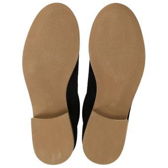 ZWEIGUT® smuck #210 Damen Lederboots Stiefelette Wildleder schmale Fußbreite Schuhe leicht und weich – Bild 7