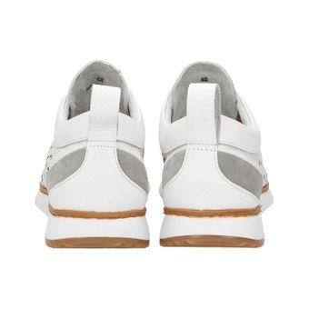 ZWEIGUT® -Hamburg- komood #356 Herren Sneaker Leder Schuhe luftiges Brogue-Muster auf extrem flexibler Sohle – Bild 5