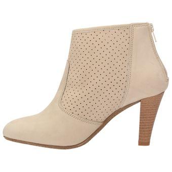 ZWEIGUT® -Hamburg- komood #310 Damen Sommer Stiefelette Schuh extrem komfort Nubukleder auf flexibler Sohle atmungsaktiv – Bild 4