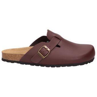 BOWS® Schuhe -HEINZ- Herren Hausschuhe Clogs Pantoffeln Puschen Latschen Slipper Leder-Fußbett rutschhemmend – Bild 8