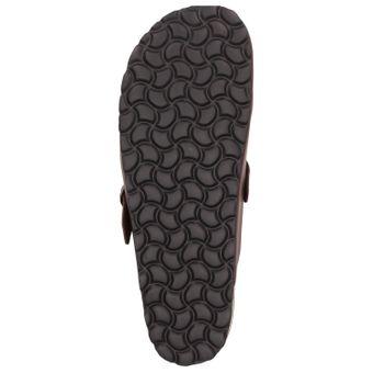BOWS® Schuhe -HEINZ- Herren Hausschuhe Clogs Pantoffeln Puschen Latschen Slipper Leder-Fußbett rutschhemmend – Bild 12