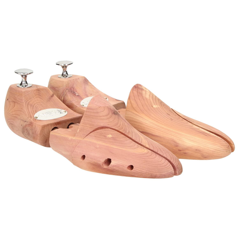 0f164c70bf5d1b ZWEIGUT® -Hamburg- Schuhspanner blitzblank  950 Zedernholz Premium  Schuhpflege für Business und Leder Schuhe