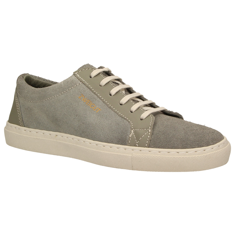 half off b4a3c 749f7 ZWEIGUT® -Hamburg- echt #412 Herren Leder-Sneaker aus dem ...