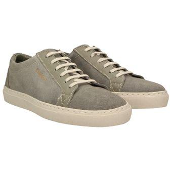 ZWEIGUT® -Hamburg- echt #412 Herren Leder-Sneaker aus dem Leder alter Autositze Schuhe upcycling und nachhaltig 001