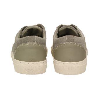 ZWEIGUT® -Hamburg- echt #412 Herren Leder-Sneaker aus dem Leder alter Autositze Schuhe upcycling und nachhaltig – Bild 5