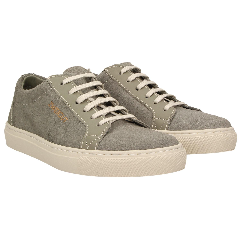 ZWEIGUT® -Hamburg- echt  411 Damen upcycling Leder-Sneaker Schuhe aus dem 641f324751