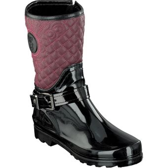 Gosch Shoes Sylt Damen Stiefel 7102-503 Winter Boots Steppoptik Herbst Winter Regen  – Bild 7