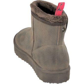 Gosch Shoes Sylt Damen Stiefeletten 7118-601 Kurzschaft Boots Winter Schuhe Schnee Freizeit warm gefüttert – Bild 11