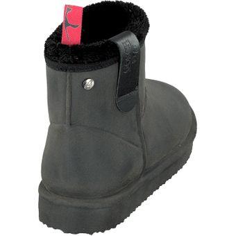 Gosch Shoes Sylt Damen Stiefeletten 7118-601 Kurzschaft Boots Winter Schuhe Schnee Freizeit warm gefüttert – Bild 4