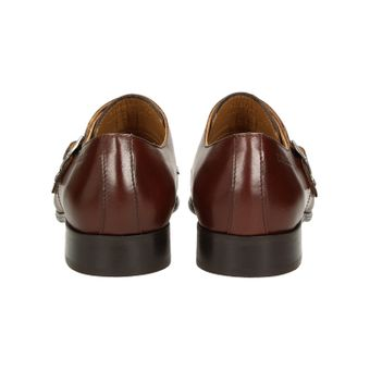 ZWEIGUT® -Hamburg- smuck #257 Schuhe Monkstrap Herren Double Monk-Strap Leder Schuh Business Shoe Slipper – Bild 5