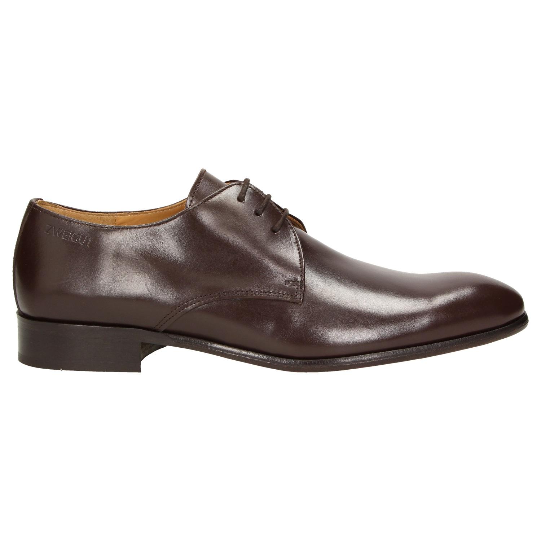 1fe7793c41a0cd ZWEIGUT® smuck  250 Herren Business Schuhe Vollleder Derby Schnürschuhe –  Bild 3