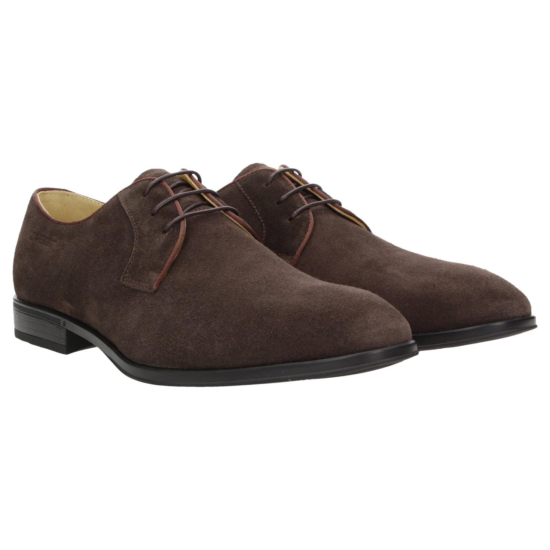 separation shoes 27fa3 5c570 ZWEIGUT® -Hamburg- smuck #271 Herren Suede Derby Leder ...