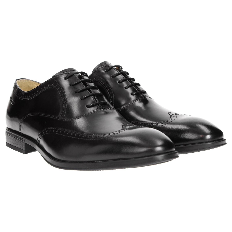 601d1ed4d39335 ZWEIGUT® smuck  273 Herren Business Half Brogue Oxford Komfort-König Schuh  Leder Sneaker-Komfort Bequemschuhe