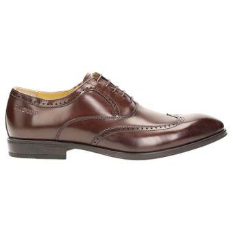 ZWEIGUT® smuck #273 Herren Business Half Brogue Oxford Schuh Leder Komfort-König Sneaker-Komfort Bequemschuhe – Bild 3
