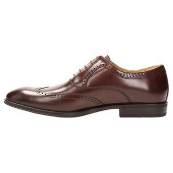 ZWEIGUT® smuck #273 Herren Business Half Brogue Oxford Schuh Leder Komfort-König Sneaker-Komfort Bequemschuhe – Bild 4