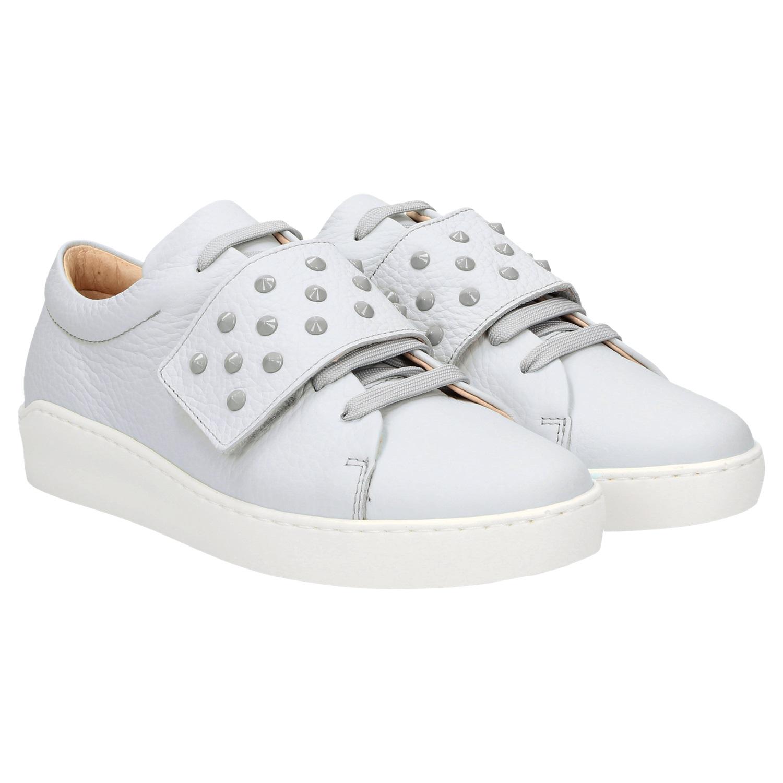 ZWEIGUT® komood #335 Damen Leder Sneaker Sommer Schuh