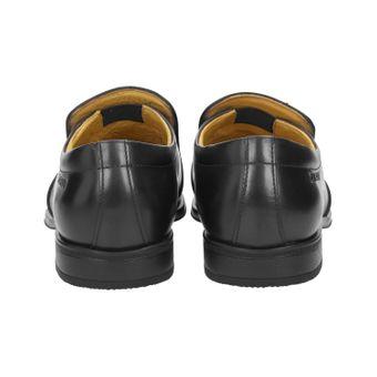 ZWEIGUT® smuck #274 Herren Business Leder Loafer Schuh Slip-On leicht Komfort-König – Bild 5