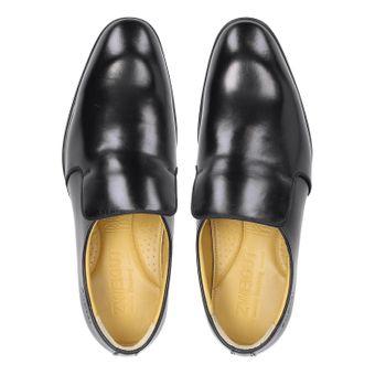 ZWEIGUT® smuck #274 Herren Business Leder Loafer Schuh Slip-On leicht Komfort-König – Bild 6