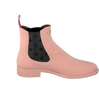 Gosch Shoes Sylt Damen Chelsea Boot 7105-310 Schuhe Freizeit Spaziergang Gummi Strand Regen – Bild 10