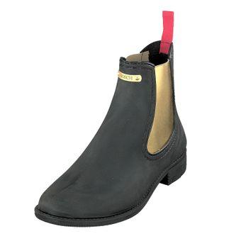 Gosch Shoes Sylt Damen Chelsea Boot 7105-310 Schuhe Freizeit Spaziergang Gummi Strand Regen – Bild 22