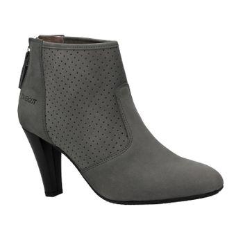 ZWEIGUT® -Hamburg- komood #310 Damen Sommer Stiefelette Schuh extrem komfort Nubukleder auf flexibler Sohle atmungsaktiv – Bild 2