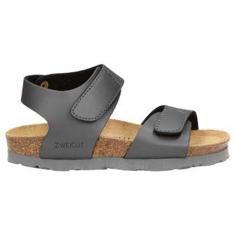 ZWEIGUT® -Hamburg- luftig #502 Kinder Klett-Sandale Mädchen Sommer Schuh mit weichem Leder-Komfort-Fußbett – Bild 3