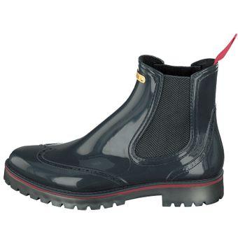 Gosch Shoes Sylt Damenschuhe 71051-335-809 Stahlblau – Bild 2