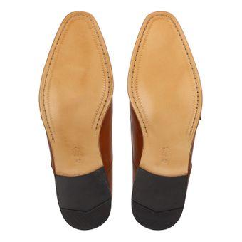 ZWEIGUT® -Hamburg- smuck #257W Schuhe Monkstrap Herren Double Monk-Strap Leder Schuh Business Shoe Slipper – Bild 7