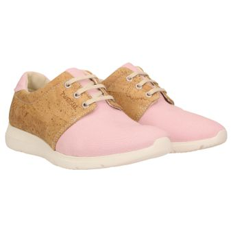 ZWEIGUT® -Hamburg- echt #408 PeTA-Approved vegane Kork-Sneaker mit flexibler Laufsohle Unisex Schuhe  001