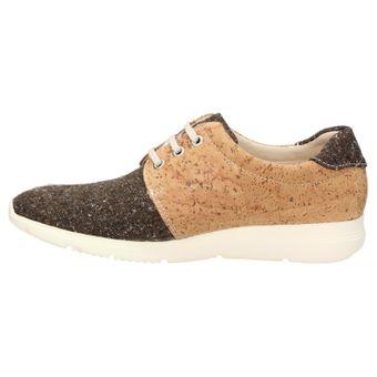 ZWEIGUT® -Hamburg- echt #408 PeTA-Approved vegane Kork-Sneaker mit flexibler Laufsohle Unisex Schuhe  – Bild 4
