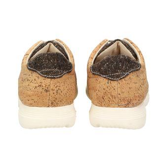 ZWEIGUT® -Hamburg- echt #408 PeTA-Approved vegane Kork-Sneaker mit flexibler Laufsohle Unisex Schuhe  – Bild 5