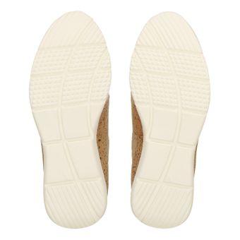 ZWEIGUT® -Hamburg- echt #408 PeTA-Approved vegane Kork-Sneaker mit flexibler Laufsohle Unisex Schuhe  – Bild 7